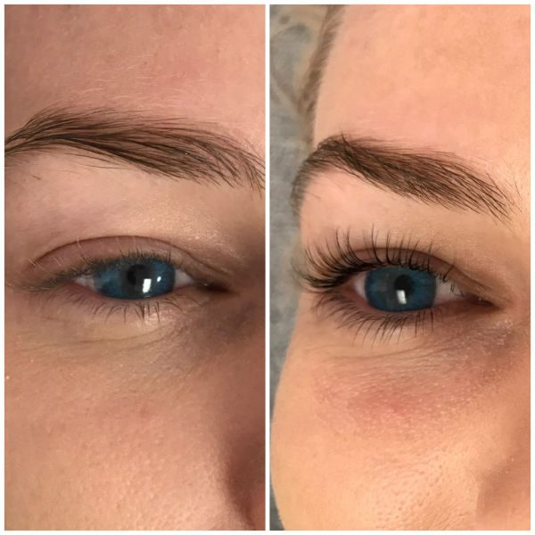 Lash Lift & Tint Training